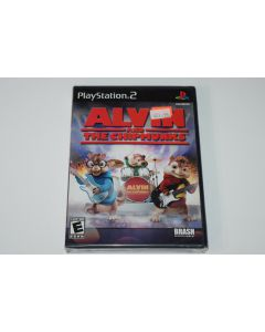 Alvin And The Chipmunks The Game Playstation 2 PS2 Video Game New Sealed