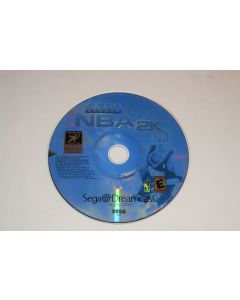 NBA 2K Sega Dreamcast Video Game Disc Only