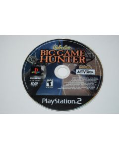 Cabela's Big Game Hunter Playstation 2 PS2 Video Game Disc Only