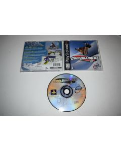 Cool Boarders 3 Playstation PS1 Video Game Complete
