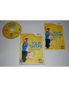 Your Shape Nintendo Wii Video Game Complete