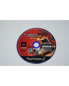 Street Fighter EX3 Playstation 2 PS2 Video Game Disc Only