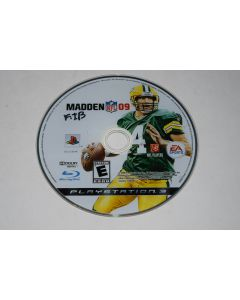 Madden 2009 Playstation 3 PS3 Video Game Disc Only