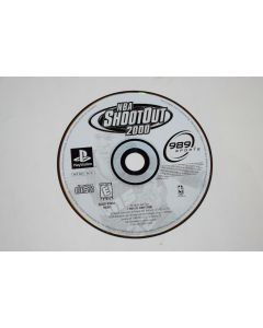 NBA ShootOut 2000 Playstation PS1 Video Game Disc Only