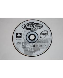 NCAA Final Four 2000 Playstation PS1 Video Game Disc Only