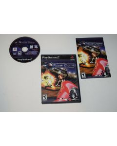 Power Drome Playstation 2 PS2 Video Game Complete