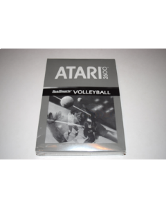 RealSports Volleyball Atari Corp Atari 2600 Video Game New in Box