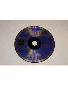 Jeremy McGrath Supercross 98 Playstation PS1 Video Game Disc Only