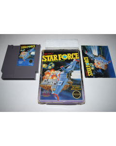 Star Force 3 Screw Nintendo NES Video Game Complete in Box