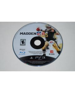 Madden NFL 11 Playstation 3 PS3 Video Game Disc Only