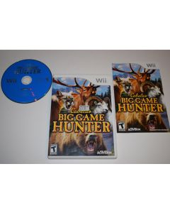 Cabela's Big Game Hunter 2008 Nintendo Wii Video Game Complete