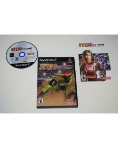 MX World Tour Playstation 2 PS2 Video Game Complete