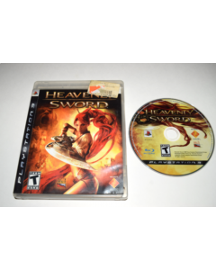 Heavenly Sword Playstation 3 PS3 Game Disc w/ Case