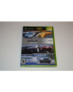 Volvo Drive For Life Microsoft Xbox Video Game New Sealed