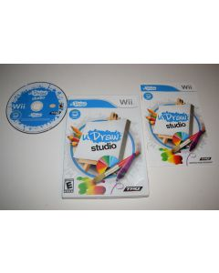 uDraw Studio Nintendo Wii Video Game Complete