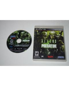 Aliens vs. Predator Playstation 3 PS3 Game Disc w/ Case