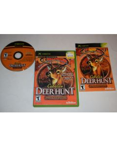 Cabela's Deer Hunt 2004 Season Microsoft Xbox Video Game Complete