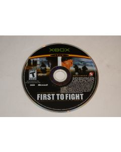 Close Combat First to Fight Microsoft Xbox Video Game Disc Only