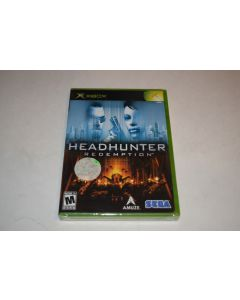 Headhunter Redemption Microsoft Xbox Video Game New Sealed