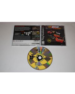 NASCAR Racing Playstation PS1 Video Game Complete