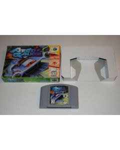 Aero Gauge Nintendo 64 N64 Video Game Cart w/ Box Only