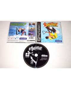 BursTrick Wakeboarding Playstation PS1 Video Game Complete