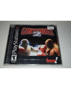 Contender 2 Playstation PS1 Video Game New Sealed
