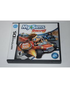 MySims Racing Nintendo Wii Video Game Complete