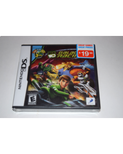 Ben 10 Galactic Racing Nintendo DS Video Game New Sealed