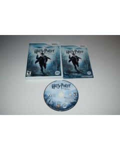 Harry Potter and the Deathly Hallows Part 1 Nintendo Wii Video Game Complete
