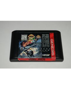 Batman Forever Sega Genesis Video Game Cart