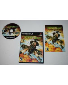 Thunderstrike Operation Phoenix Playstation 2 PS2 Video Game Complete