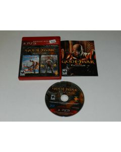 God of War Collection Playstation 3 PS3 Video Game Complete