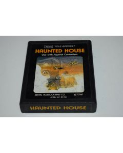 Haunted House Sears Atari 2600 Video Game Cart