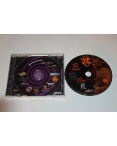 Advanced Dungeons & Dragons Iron and Blood Playstation PS1 Game Disc w/ Case