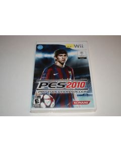 Pro Evolution Soccer 2010 Nintendo Wii Video Game New Sealed