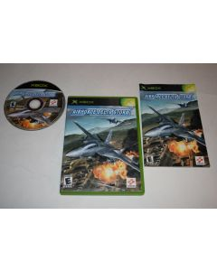 Airforce Delta Storm Microsoft Xbox Video Game Complete
