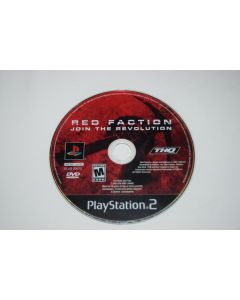 Red Faction Playstation 2 PS2 Video Game Disc Only