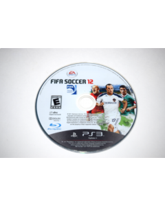 FIFA Soccer 12 Playstation 3 PS3 Video Game Disc Only