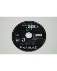 Splinter Cell Playstation 2 PS2 Video Game Disc Only