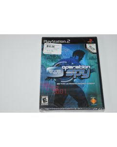 Eye Toy Operation Spy Playstation 2 PS2 Video Game New Sealed