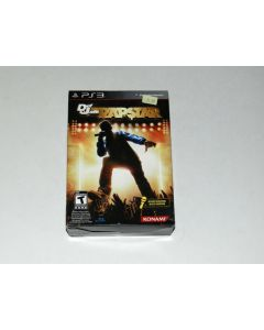 Def Jam Rapstar Game & Microphone Playstation 3 PS3 Video Game New Sealed