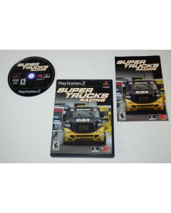 Super Trucks Racing Playstation 2 PS2 Video Game Complete