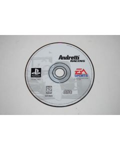 Andretti Racing Playstation PS1 Video Game Disc Only
