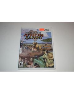Wild Earth African Safari Nintendo Wii Video Game New Sealed