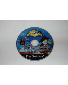 Harry Potter Quidditch World Cup Playstation 2 PS2 Video Game Disc Only