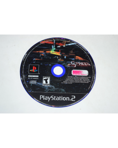 Silpheed Lost Planet Playstation 2 PS2 Video Game Disc Only