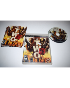Army of Two The 40th Day Playstation 3 PS3 Video Game Complete