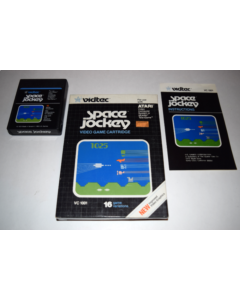 Space Jockey Atari 2600 Video Game Complete in Box