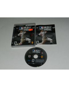 MLB 09 The Show Playstation 3 PS3 Video Game Complete